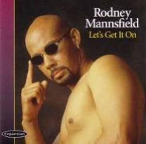 Front Cover Album Rodney Mannsfield - Let's Get It On