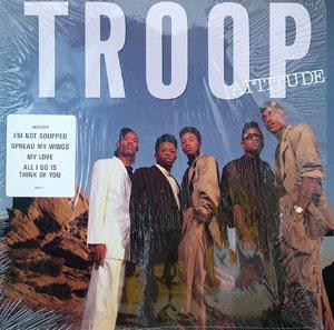 Front Cover Album Troop - Attitude