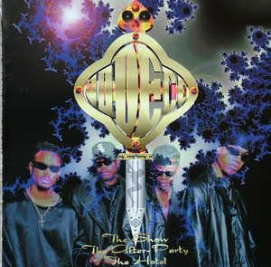 Front Cover Album Jodeci - The Show, The After Party, The Hotel