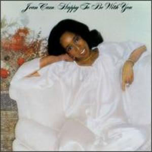 Front Cover Album Jean Carne - Happy To Be With You