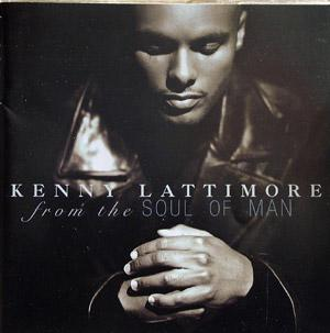 Front Cover Album Kenny Lattimore - From The Soul Of Man