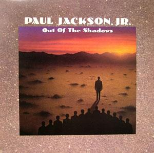 Front Cover Album Paul Jackson Jr - Out Of The Shadows