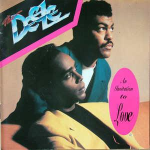 Front Cover Album The Deele - An Invitation Of Love