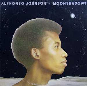 Front Cover Album Alphonso Johnson - Moonshadows