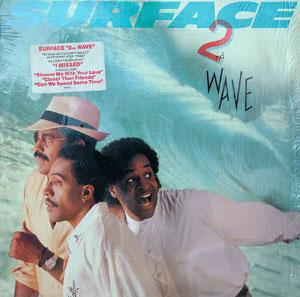 Front Cover Album Surface - 2nd Wave