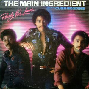 Front Cover Album The Main Ingredient - Ready For Love