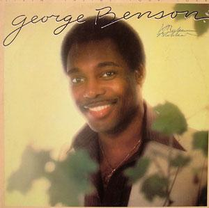 Front Cover Album George Benson - Livin' Inside Your Love