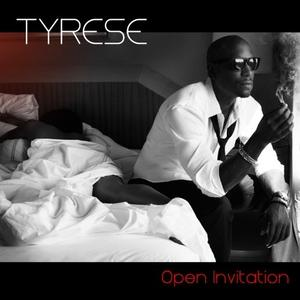 Front Cover Album Tyrese - Open Invitation
