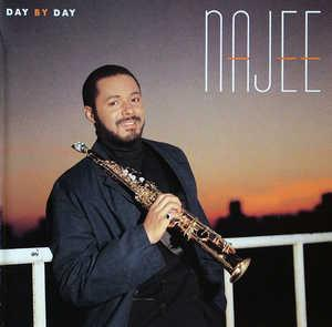 Front Cover Album Najee - Day By Day