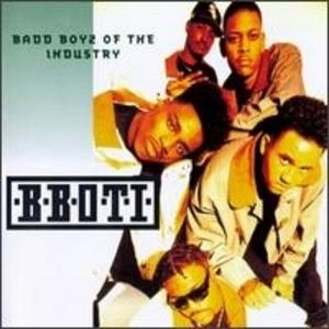 Front Cover Album B.b.o.t.i. - Badd Boyz Of The Industry