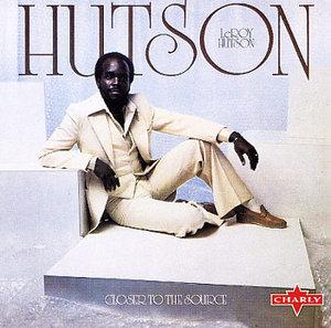 Front Cover Album Leroy Hutson - Closer To The Source