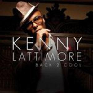 Front Cover Album Kenny Lattimore - Back 2 Cool
