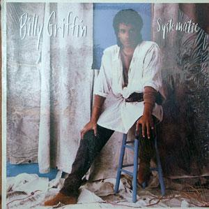 Front Cover Album Billy Griffin - Systematic