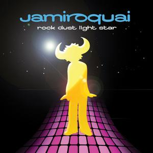 Front Cover Album Jamiroquai - Rock Dust Light Star