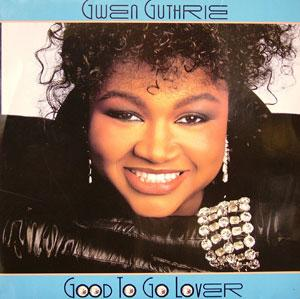 Front Cover Album Gwen Guthrie - Good To Go Lover
