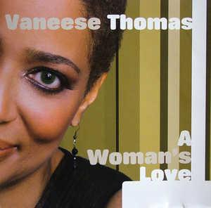 Front Cover Album Vaneese Thomas - A Woman's Love