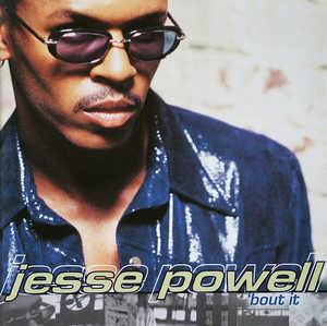 Front Cover Album Jesse Powell - 'Bout It