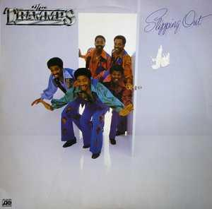 Front Cover Album The Trammps - Slipping Out