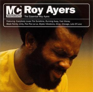 Front Cover Album Roy Ayers - The Essential Roy Ayers