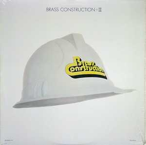 Front Cover Album Brass Construction - Brass Construction III