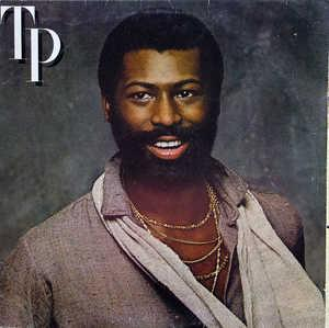 Front Cover Album Teddy Pendergrass - TP