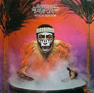 Front Cover Album Instant Funk - Witch Doctor