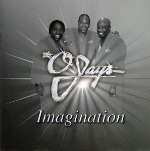 Front Cover Album The O'jays - Imagination