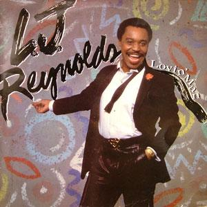 Front Cover Album L.j. Reynolds - Lovin' Man