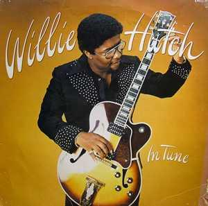Front Cover Album Willie Hutch - In Tune