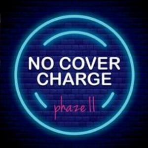Front Cover Album Phaze Ii - No Cover Charge