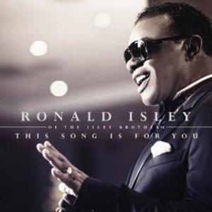 Front Cover Album Ronald Isley - This Song's For You