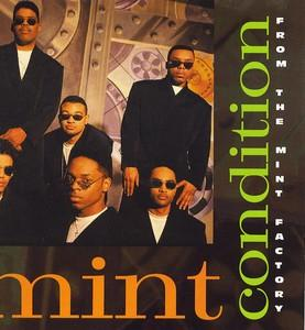 Front Cover Album Mint Condition - From The Mint Factory