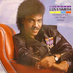 Front Cover Album Michael Lovesmith - Diamond In The Raw
