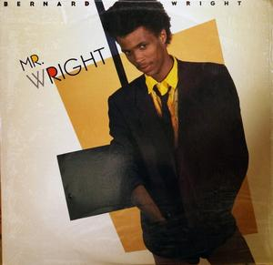 Front Cover Album Bernard Wright - Mr. Wright
