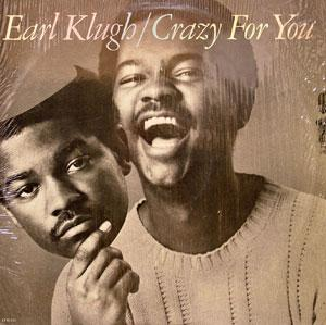 Front Cover Album Earl Klugh - Crazy For You