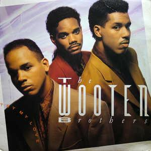 Front Cover Album Wooten Brothers - Try My Love