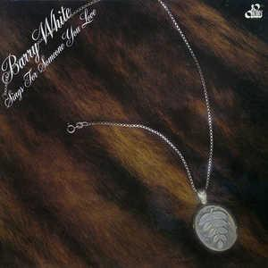 Front Cover Album Barry White - Sings For Someone You Love