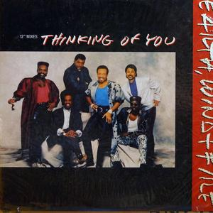 Front Cover Single Wind & Fire Earth - Thinking Of You