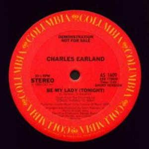 Front Cover Single Charles Earland - Be My Lady (Tonight)