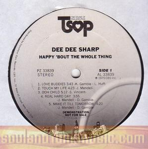Dee Dee Sharp-gamble - Happy Bout The Whole Thing