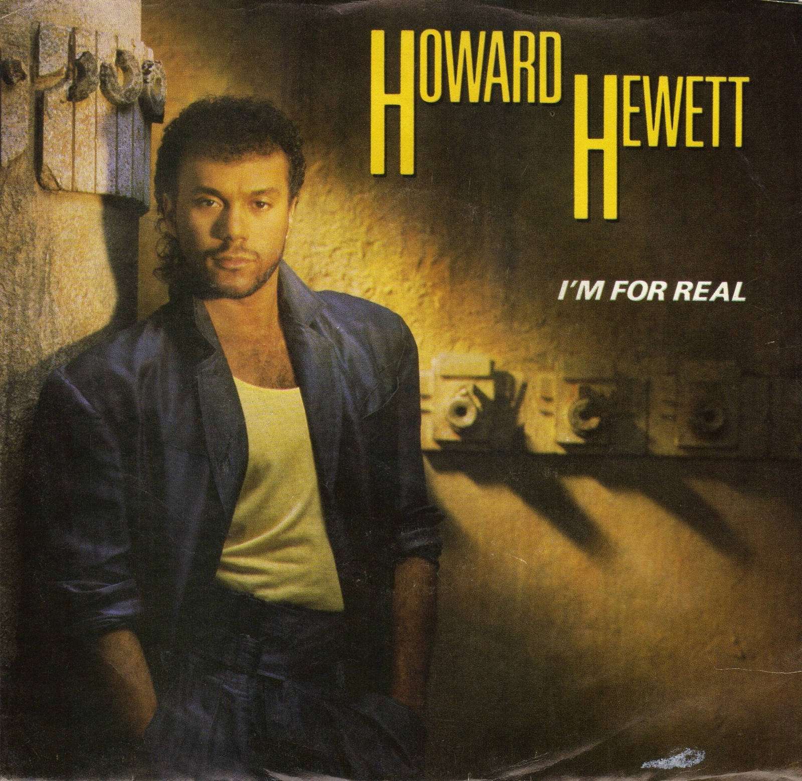 Hewett, Howard - I'm For Real