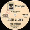 Humphrey, Paul - Scream & Shout