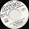 Persuaders, The - All Strung Out On You